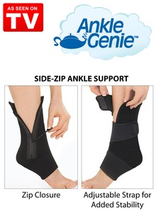Ankle Genie&#153 - As Seen on TV