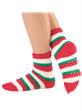 Holiday Gripper Socks