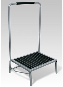 Extra Wide Folding Step Stool