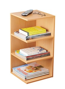 3-Shelf Side Table