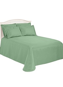 All-Season Easy-Care Bedspread