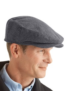 Men's Wool Blend Cap