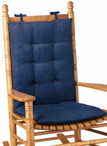 Cozy Corduroy Rocker Cushion Set