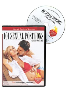 101 Sexual Positions/Better Sex DVD Set