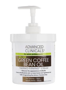 Advanced Clinicals&#174 Thermo-Firming&#153 Cream