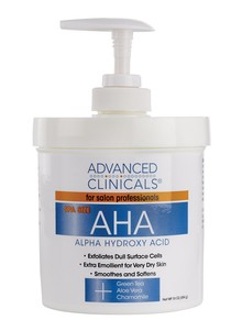 Alpha Hydroxy Acid Cream