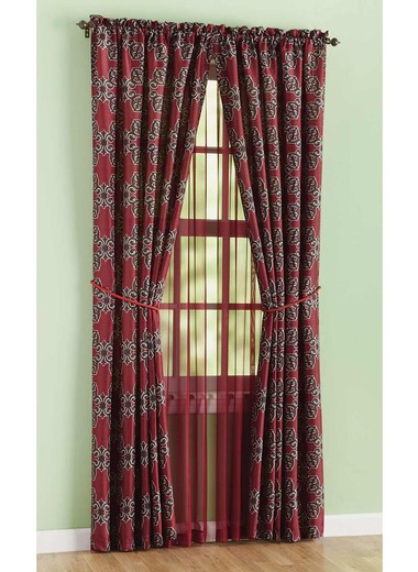 All-In-One Curtain Sets | DrLeonards.com