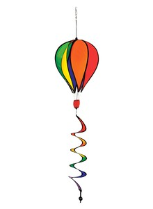 Colorful Balloon Wind Spinner