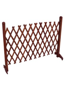Expandable Lattice Fence