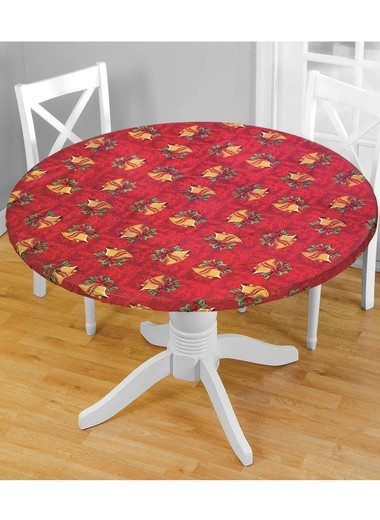 Holiday Fitted Tablecloths Drleonards Com