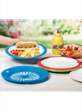 8-piece Plastic Paper Plate Holders