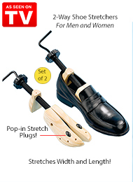 2-Way Shoe Stretchers