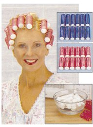 Hot Water Curlers