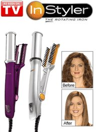 InStyler&#174 The Rotating Hot Iron