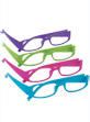 Set of 4 Fashionable Reading Glasses