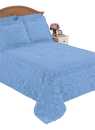 Luxurious Chenille Bedspreads Collection