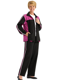 Women's Microfiber Jog Set