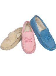 Indoor/Outdoor Moccasins