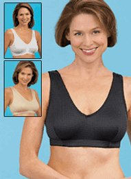 Pullover Leisure Sleep Bra
