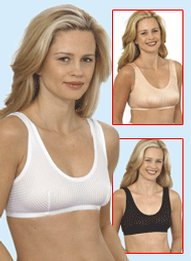 No-Hook Comfort Bra