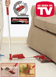 Cordless Swivel Sweeper&#174 G2