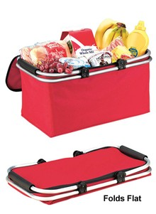 Large Insulated Shopping Basket