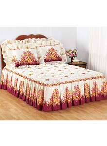 Floral Garden Bedspread Collection
