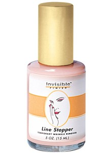 Invisible Finish&#153 Line Stopper