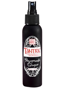 Tantric Pomegranate Ginger Massage Oil