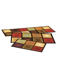 Multi-Color Accent Rug