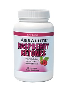 Absolute&#153 Raspberry Ketones