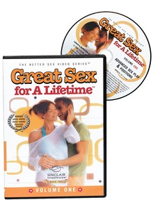 Great Sex for a Lifetime DVD Set
