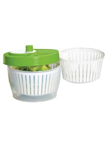 Single-Portion Salad Spinner