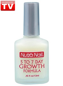 Nutra Nail&#174 5 to 7 Day Growth Formula