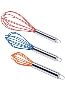 Silicone Whisks Set