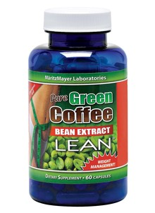 Green Coffee Bean Extract Lean