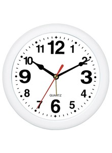 Easy to Read Clock with Alarm