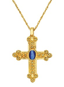 Magnetic Cross Pendant