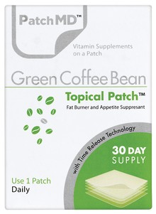 Green Coffee Bean Topical Patch&#153