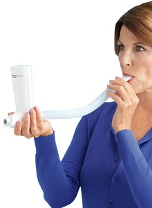 LungBoost&#153 Respiratory Trainer