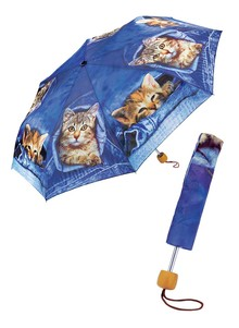 Delightful Cat Umbrella