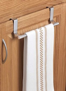Over-the-Door Towel Bar