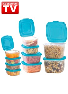 Mr Lid Storage Containers - As Seen on TV