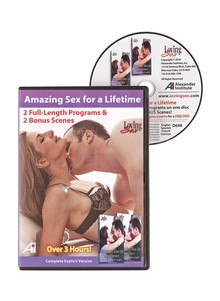 Amazing Sex for a Lifetime DVD