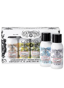 Watkins&#174 Lotion Devotion Kit