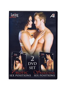 Erotic Sex Positions DVD Set
