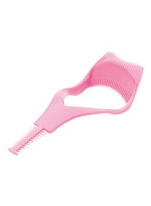 Mascara Shield and Eyelash Comb