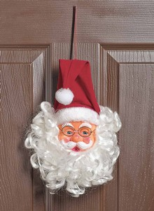 Santa Claus Door Greeter Drleonards Com