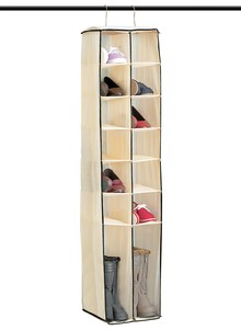 Hanging Shoe & Boot Organizer