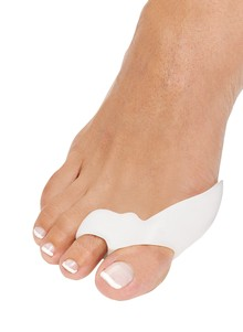Toe Separators with Bunion Shields